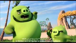 Angry Birds Злые птички трейлер фильма