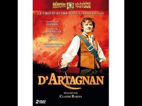 Mini-série D'Artagnan 1969 époque 1/4 : Les Ferrets avec Dominique Paturel François Chaumette
