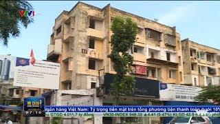 Chỉ có 1% số dự án chung cư cũ tại Hà Nội được cải tạo, nguyên nhân do đâu?| VTV24