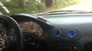 Honda Del Sol JDM B16A with Turbonetics 50 trim 2 step launch and pull