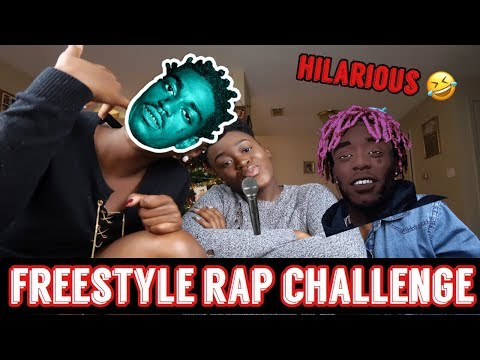 MAKE A HIT IN 1 MINUTE (Freestyle Rap Challenge)
