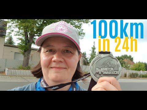 100km in 24h - Mammutmarsch, Jena Horizontale, Megamarsch - Mein Weg zum Finisher