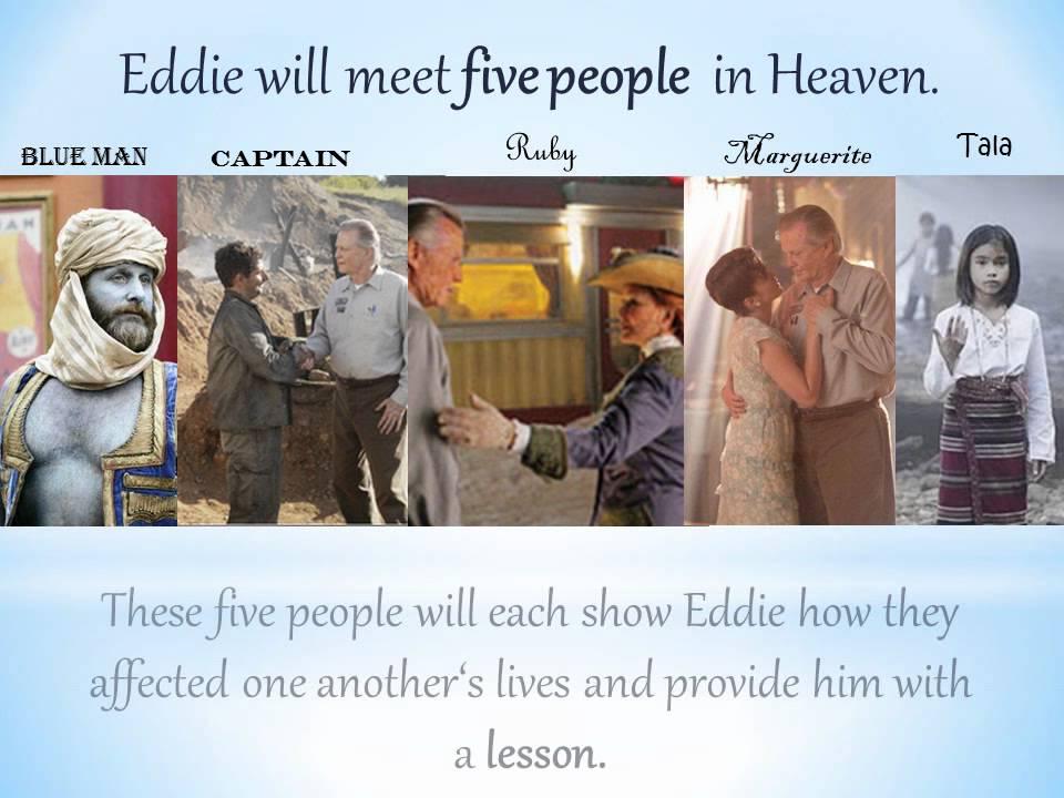 *The Five People You Meet in Heaven*