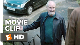 The Sense of an Ending Movie CLIP - Get a Drink (2017) - Jim Broadbent Movie