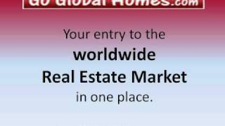 Find your DREAM HOME worldwide at goGlobalHomes.com