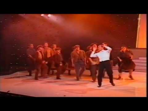 Jim Dale (Royal Variety Performance) Victoria Palace Theatre 1991