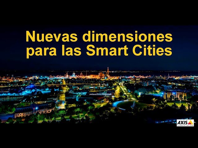 Dimensiones para las Smart Cities
