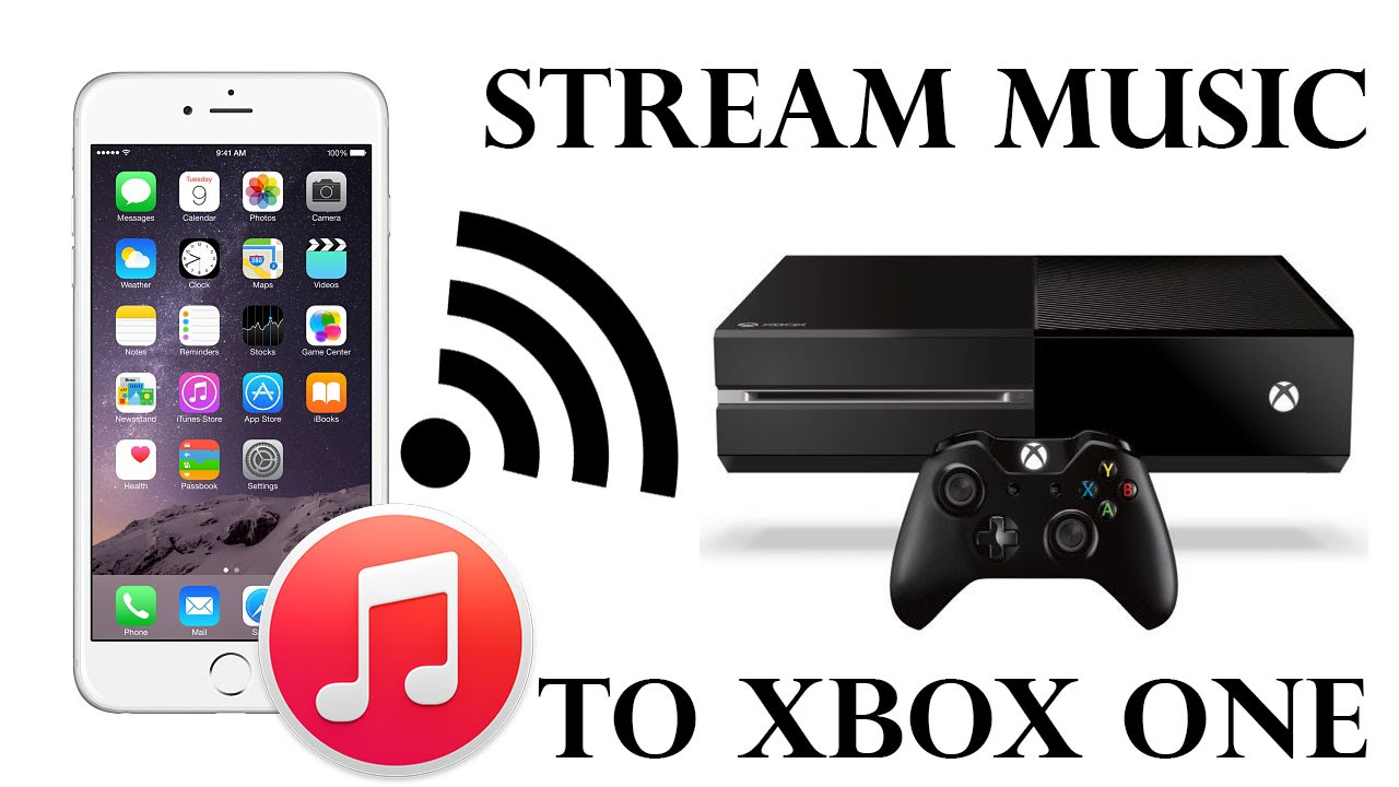 Stream Music From Iphone To Xbox One