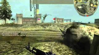 Battlefield 2 special force russian  gameplay pc español