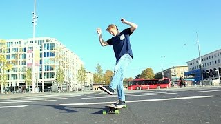 Longboarding: THE BOARD IS OKAY