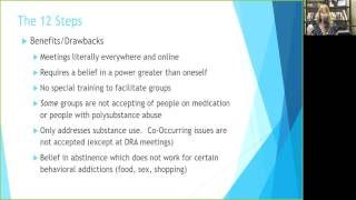 Self Help and Support Groups Overview