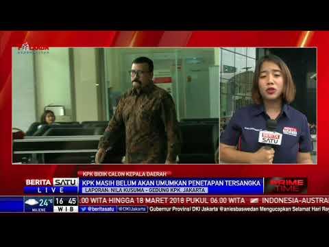 KPK Segera Umumkan Kepala Daerah Terindikasi Korupsi