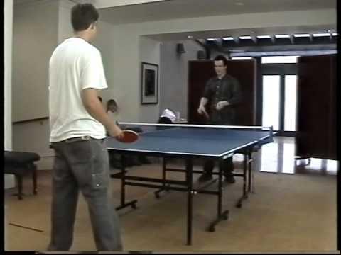 Australian National Academy of Music 2005 Table Tennis 3