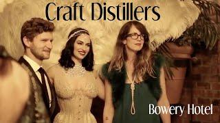 Lady Alchemy at craft distillers Bowery Hotel