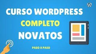 Curso de Wordpress Básico | Completo | Novatos 2018 | Paso a Paso(, 2016-07-28T23:01:12.000Z)