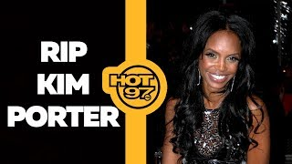 RIP: Ebro in the Morning Reacts To The Untimely Passing Of Kim Porter