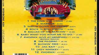 Wishbone Ash - The King Will Come (LIVE DATES 73)
