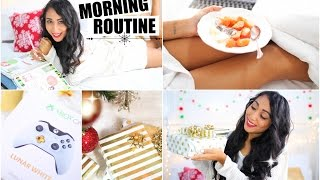 Winter Morning Routine & FREE 2016 Calendars