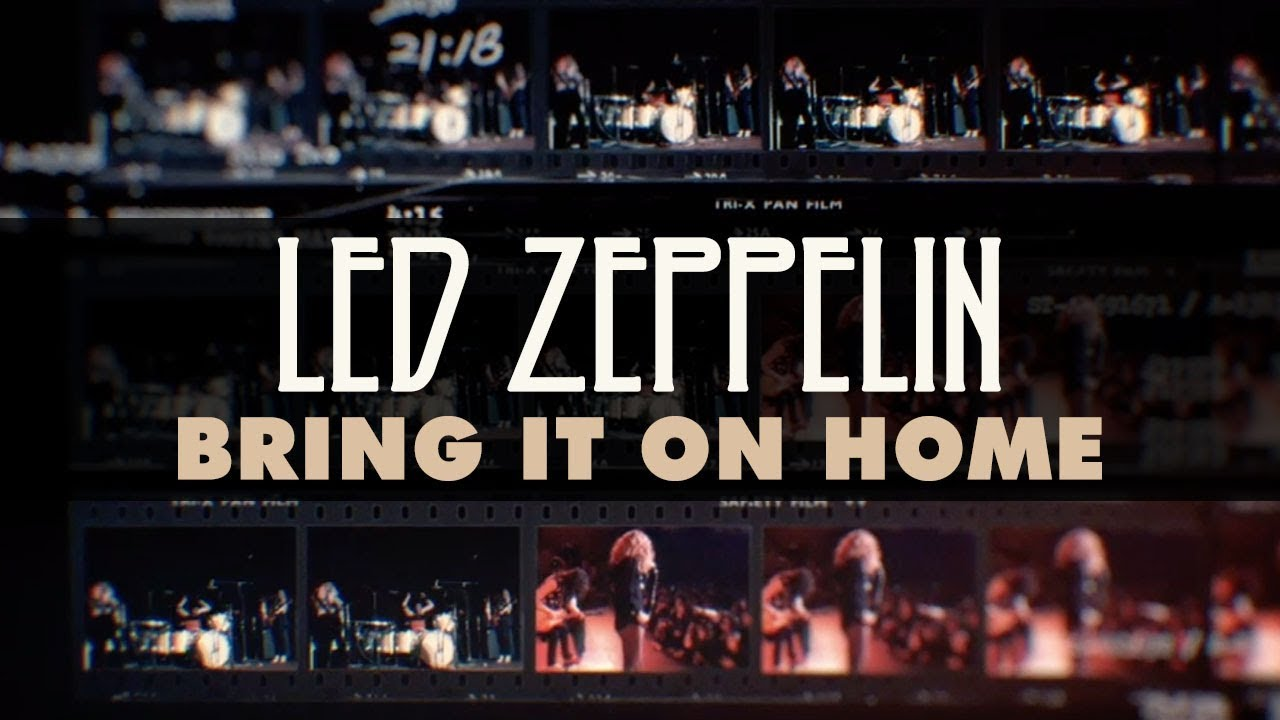Led Zeppelin - Bring It on Home (Official Audio)