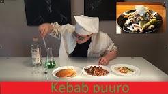 Hard Kokki: Kebab - puuro
