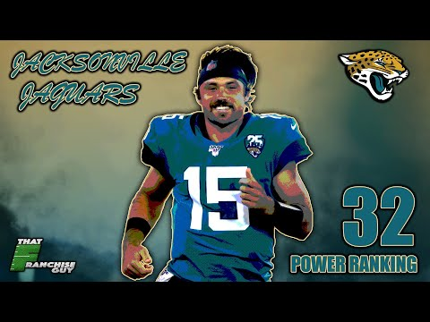 A Deep Dive Into The 2020 Jacksonville Jaguars | Power Ranking: 32