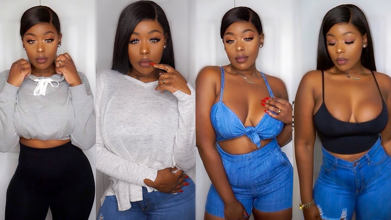f578e29400f Basics and Denim Collective Thick-girl Try-on haul