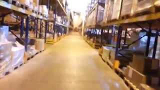 видео Уборка складов в Санкт-Петербурге