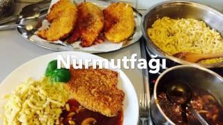Mısır gevrekli çıtır hindi Şinitzel nasıl yapılır tarifi - knuspriges putenschnitzel Nurmutfağı