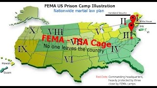 FEMA Camps/Martial Law: Military Helicopters/Armored Vehicles/Armed Troops Training In U.S Cities!!