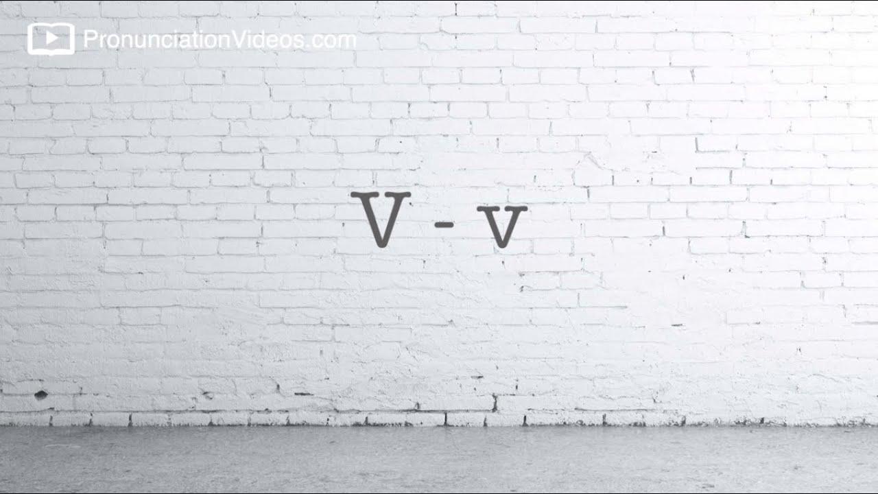 Alphabet V