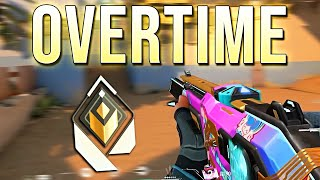 THE LONGEST RADIANT RANKED GAME (5x OVERTIME)