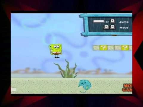 SpongeBob SquarePants Games   Spongebob Saving Patrick