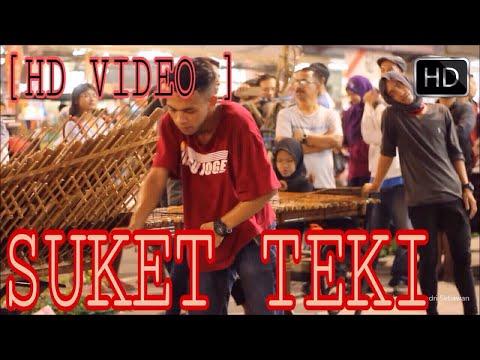 [HD] Suket TEKI - ANGKLUNG MALIOBORO [rajawali]