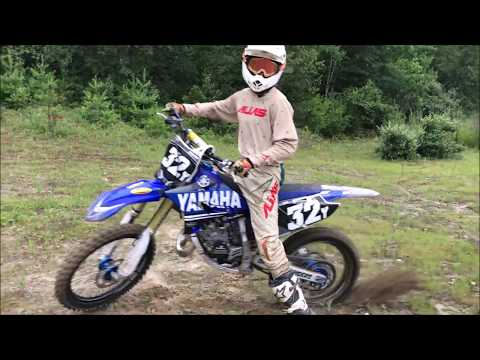 2017 Yz125 Ripping Sand Pit
