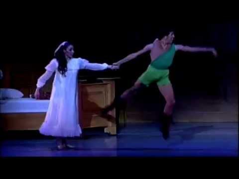 Charlotte Ballet's Peter Pan