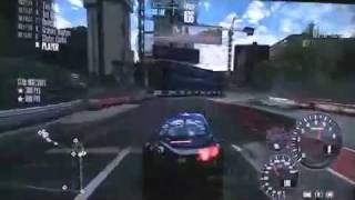 Need for Speed SHIFT E3 2009: Nissan Gameplay