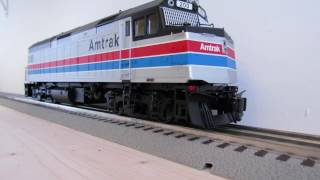Lionel Amtrak F40PH Review And Unboxing