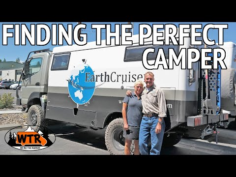 Finding the Right Camper For Your Adventure | Van Life S2:E20