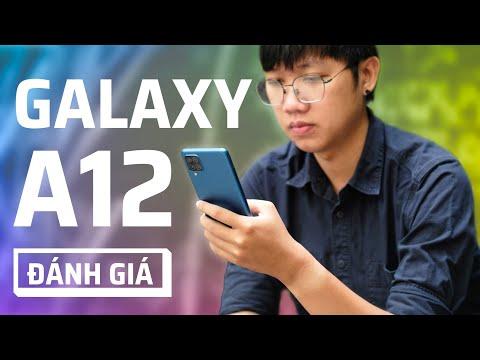 Đánh giá Samsung Galaxy A12: xứng đáng với cái giá 4 triệu