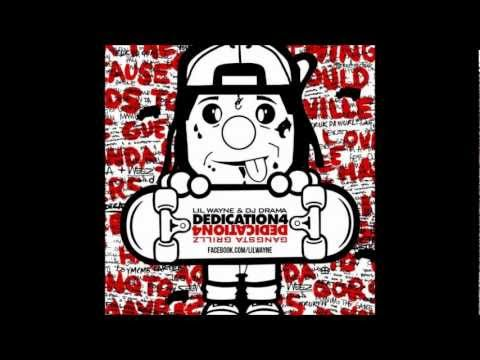 Lil Wayne Feat. Detail - No Worries - Dedication 4