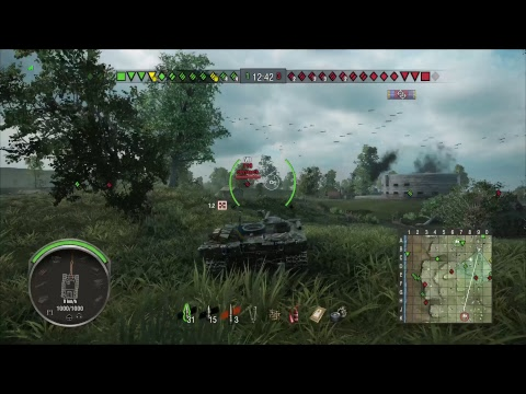 Dogs And Shoes | Tanking Blues #2 | Adler VK 45.03