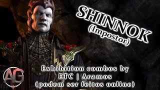 vuclip Mortal Kombat XL: SHINNOK (Impostor) combos by ETC | Aramos [1080p]