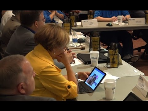 Businesses and Citizens Speak Out Against I-77 Tolls at July's CRTPO Meeting