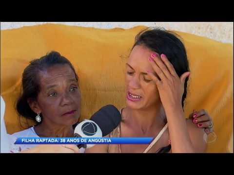 Mulher reencontra filha sequestrada após 38 anos