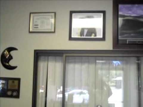 Martha Valencia's Office 2