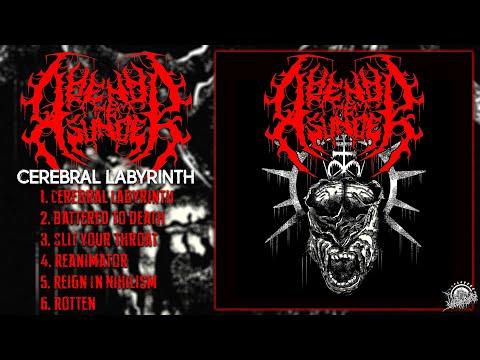REND THEM ASUNDER - Cerebral Labyrinth (Full EP Stream-2019)