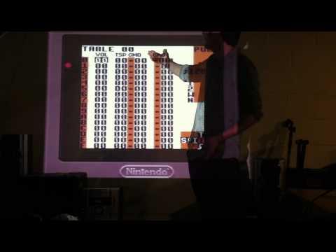 Gameboy Music School: Pulse 2 (pu2) Guide DAWG