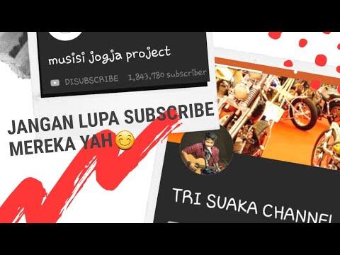 LIRIK BAGAIKAN LANGIT DAN BUMI! COVER BY TRISUAKA