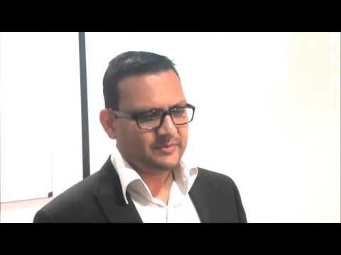 Talk by Prafull Sharma, A Clairvoyant Technologist, DIF2015, London