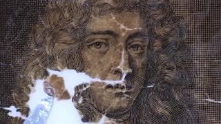 Найдена карта мира 17 века